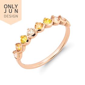 14K / 18K Yellow Wish Ring