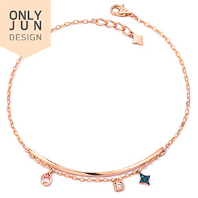 14k / 18k Stars bracelet [overnightdelivery]