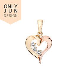 14K / 18K Lira Love Pendants purchase only [overnightdelivery]