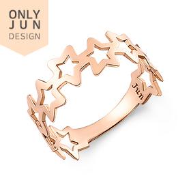 14K / 18K Realstar Skinfit Ring [Lovely K's]