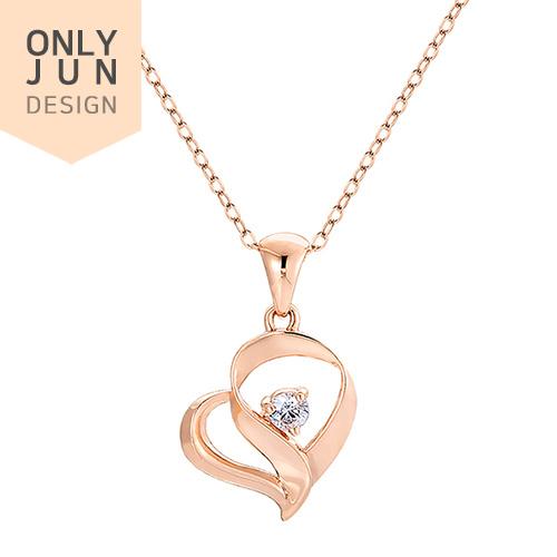 14K / 18K Saint Heart Pendants purchase only / Necklace