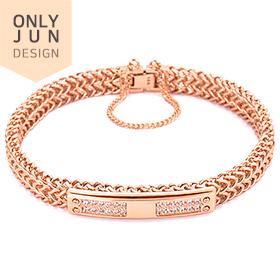 14k / 18k Royal Mesh bracelet