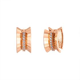 14K / 18K Solaris earring