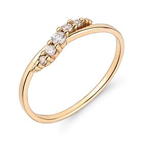 14K / 18K Earbane Gold Ring