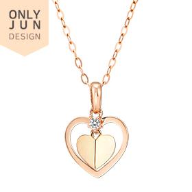 14K / 18K MyLady Pendants purchase only / Necklace [overnightdelivery]