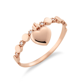 14K / 18K loveing ring